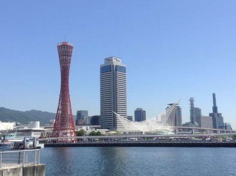 Kobe Day Tour with a Private Car