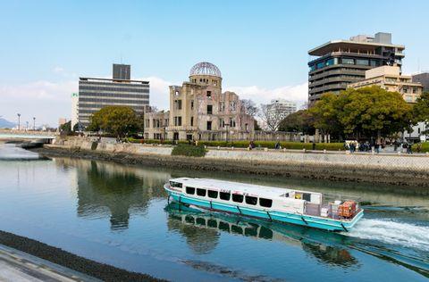 Hiroshima Port 3-Hour Tour with a Private Car