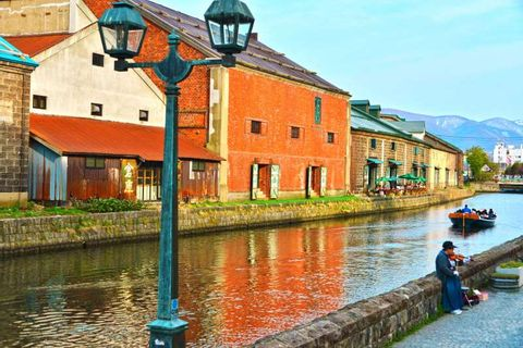 Otaru Private Day Tour (Up to 8 passengers)
