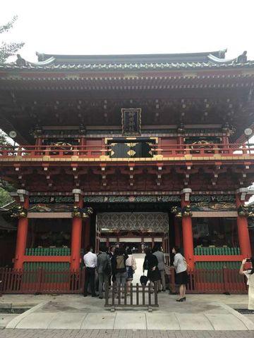 Excursión 6 (Kanda-myozin, Origamikaikan, Soccer-Museam, Yushimaseido, Koishikawa-teien)