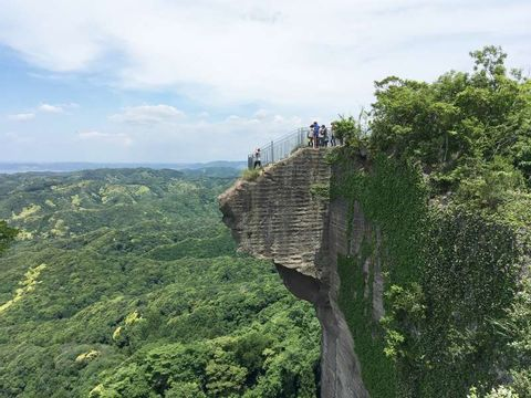 Mt. Nokogiri Hiking – 2nd place of Deep Spot Ranking