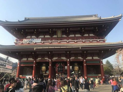 Excursió 1 (Asakusa, Ueno, Akihabara)