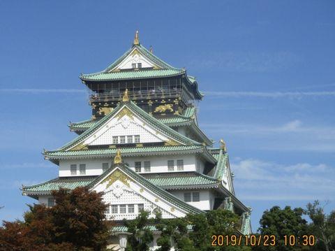 Osaka Castle, Dotombori, Shin-Sekai
