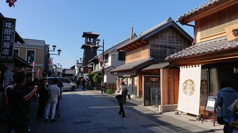 One day-Private Tour based on your requests in Kawagoe