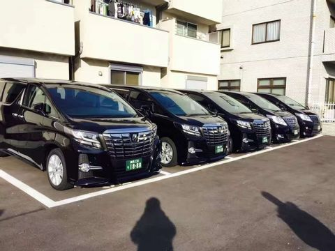 Private Transfer between Haneda Airport/Tokyo and Hakone/KAWAGUCHIKO AREA  (one way)