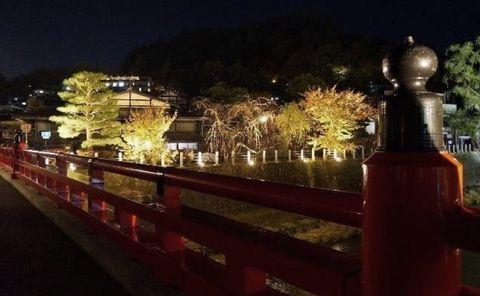 Night-time Tour of Takayama