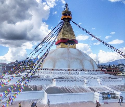 Private Day Tour with a Car Around the Kathmandu Valley