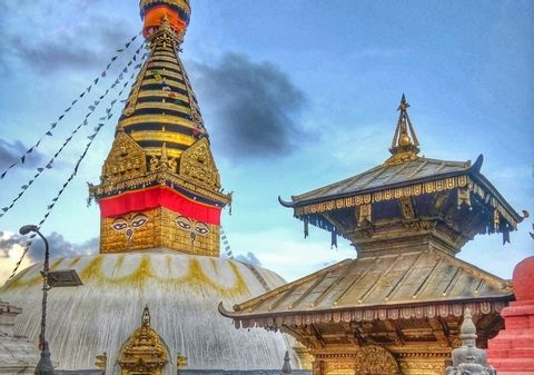Private Full-day Walking & Driving Tour in Kathmandu