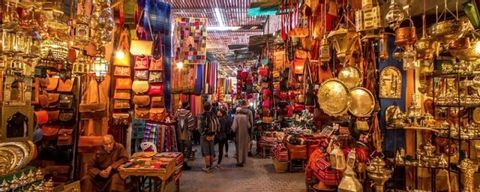 Sites and Souks