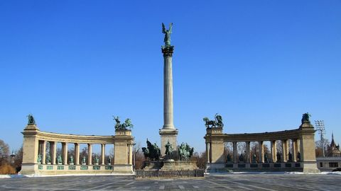 Budapest Greatest Hits-A Full-day Private Tour