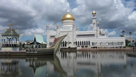 Full-day Private Brunei City Museum and Mosques Tour