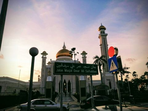 Private Brunei by Night Tour with Dinner