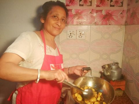 Authentic Newari Online Cooking with Susan