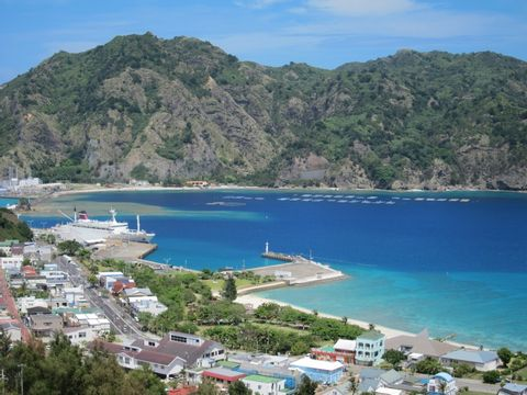Half-day Chichijima Tour, Ogasawara islands