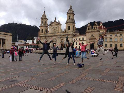 City Tour In Bogota