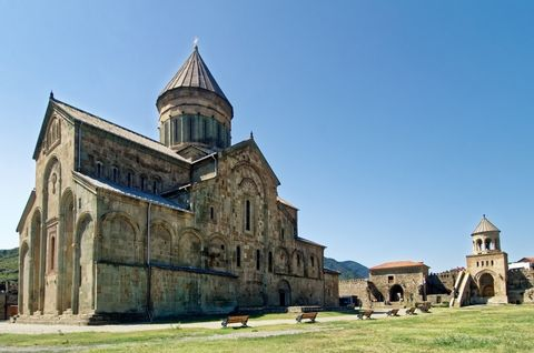 1 Day Tbilisi and Mtskheta Tour- Culture and Heritage