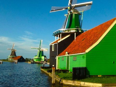 Private Amsterdam and Countryside Tour