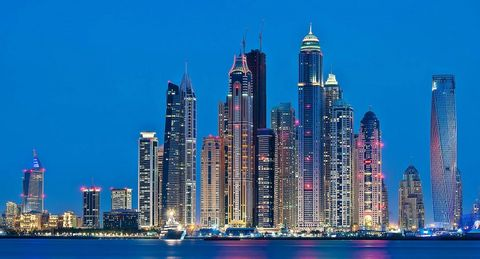 Dubai By Night (Private Tour)