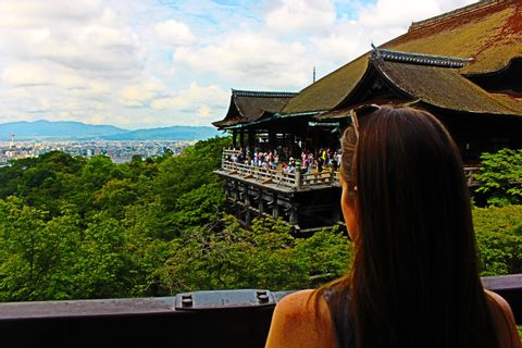 Your very own Kyoto Tour!