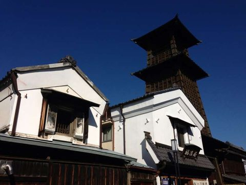 Kawagoe Town Walking Tour