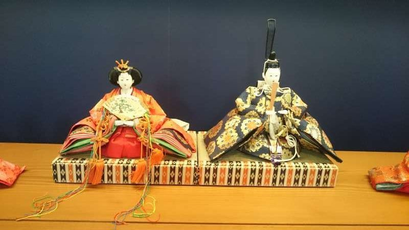 A Hina doll festival is held from March 3 to April 3 in Takayama.