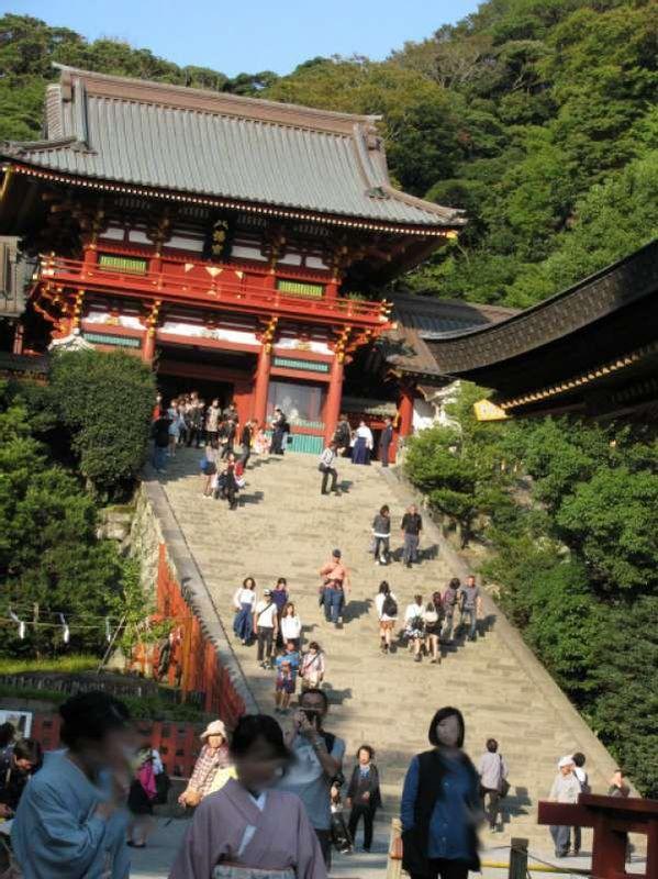 Tsuruoka Hachiman Shrine 3