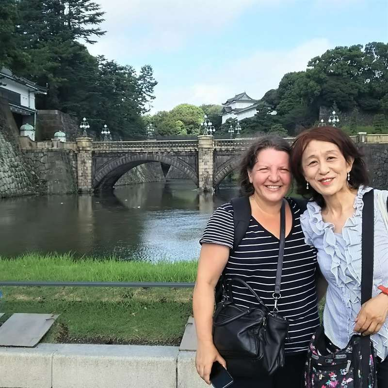 Imperial Palace Outer Garden