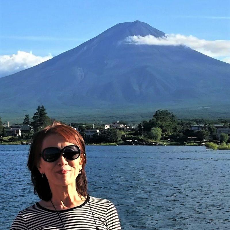 Mt. Fuji & Lake Kawaguchi