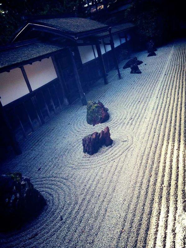 Kyoto Zen garden