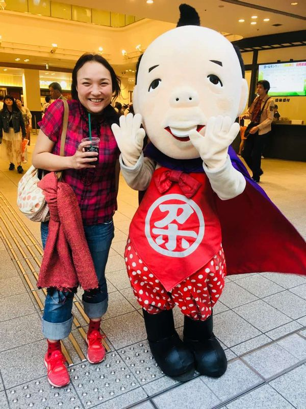 Osaka NGK comedy theatre
