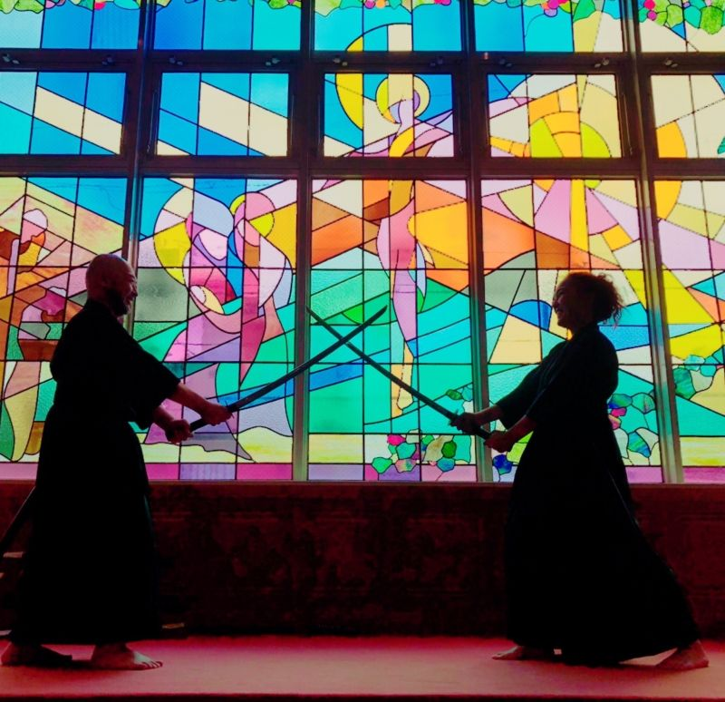 Last Samurai experience!! Learn BUSHI-DO spirits and 200 years old real sword experience!!