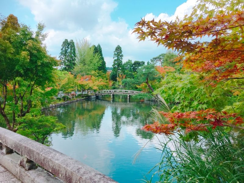 Kyoto Nanzen-ji Temple Autumn color has just started! Come to visit beautiful old capital KYOTO!