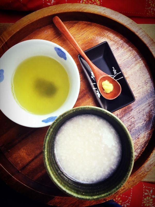 Japanese traditional winter drink AMAZAKE