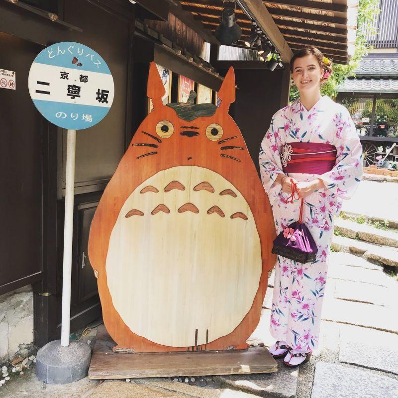 Totoro is here!