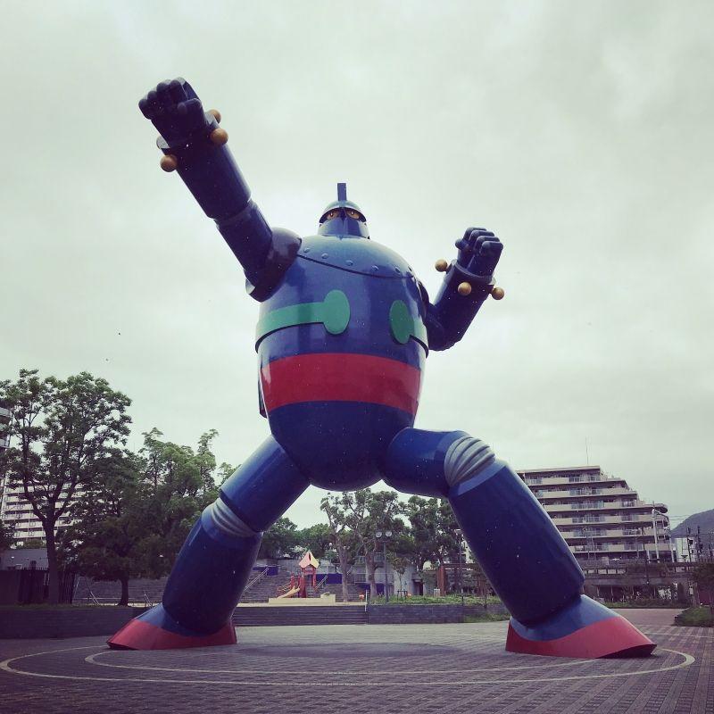 Tetsujin 28 is Japanese version of iron man  lol