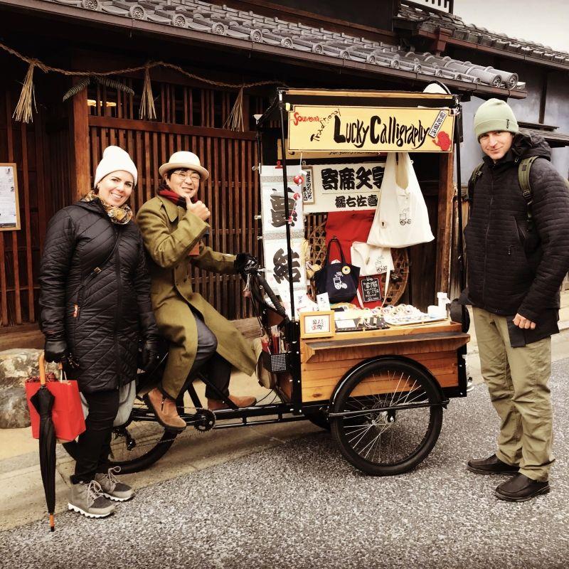 Nostalgic area Naramachi walking :)