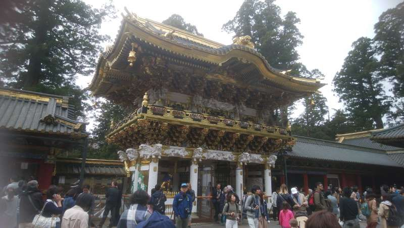 Nikko Toshogu is my favorite!