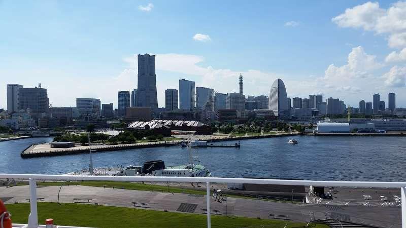 Yokohama Minatomirai district