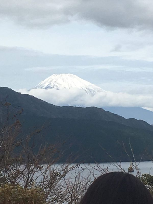 Magnificent Mt. Fuji!!  Provided by a great photographer, Pia☆