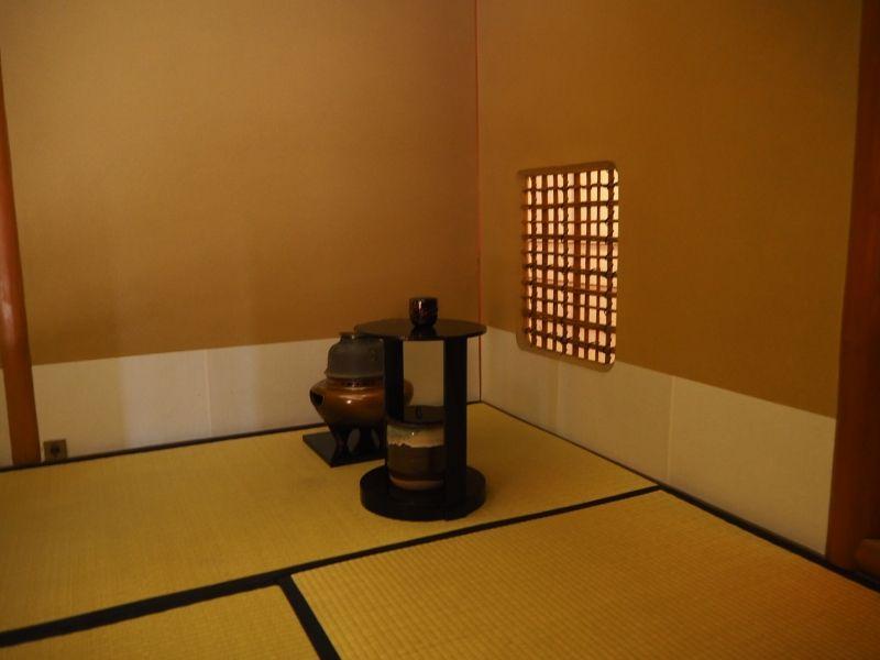 Tea ceremony in Tokyo.