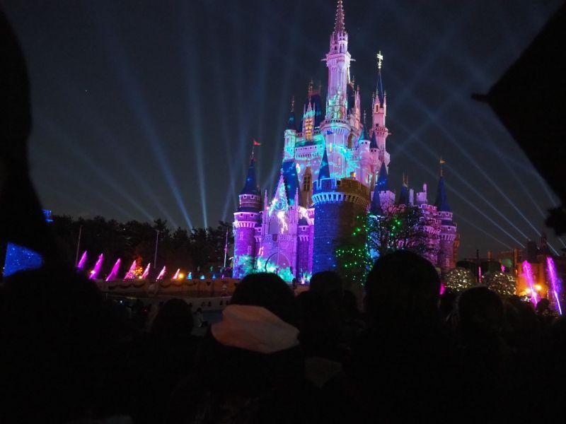 ☆Tokyo Disney Land☆Night spectacular! 东京迪士尼乐园.