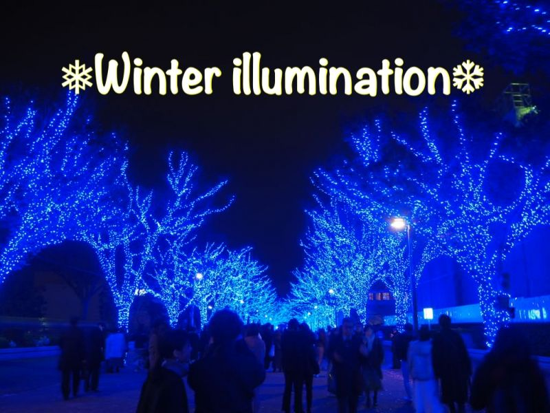 ☆Blue Cave☆ ☆冬天的灯饰- 蓝色的洞窟☆