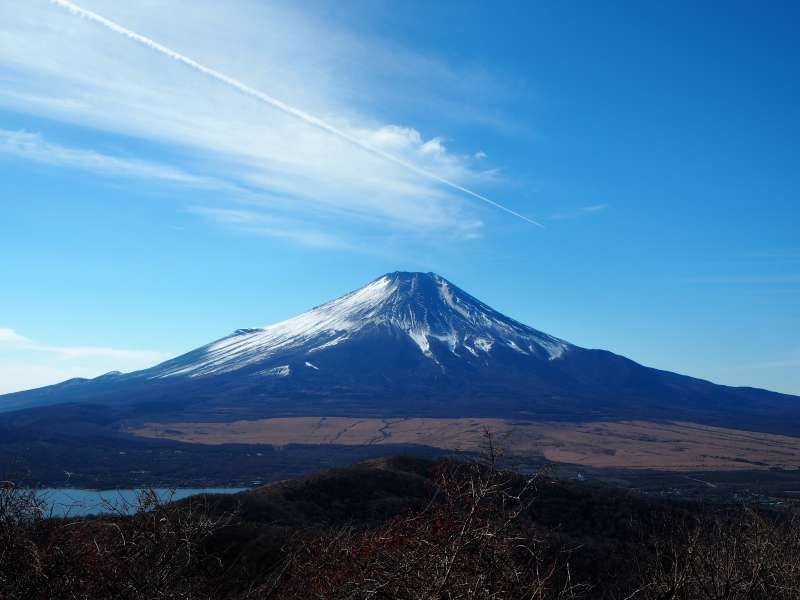Hiking Tour around Mt. Fuji (Viewing Mt. Fuji)