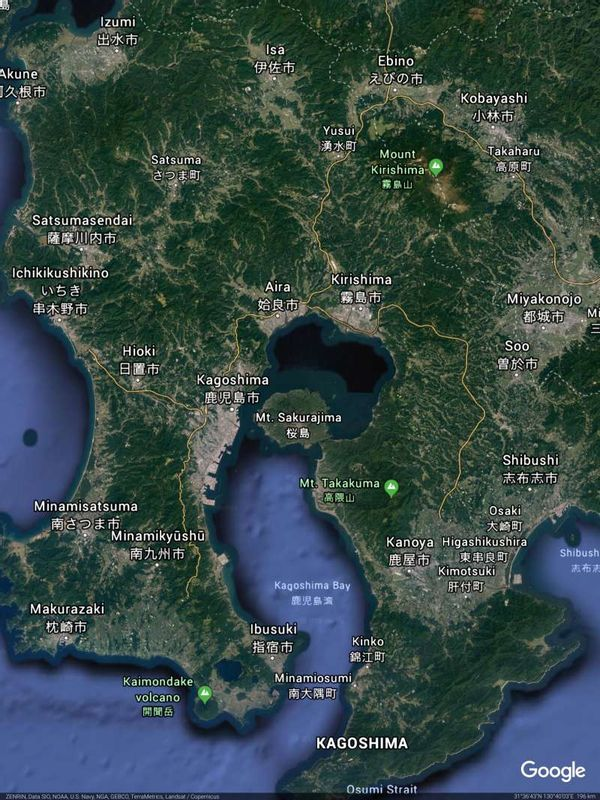 Kagoshima pref.
