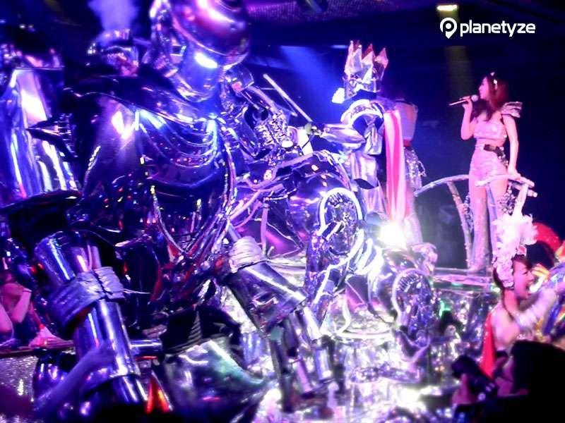 Robot Restaurant (Photo by Planetyze)
