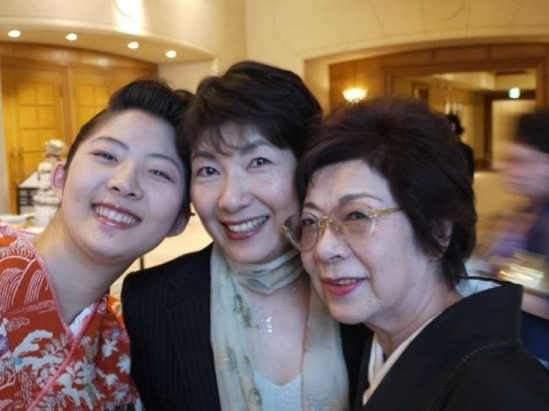 Three generations .
