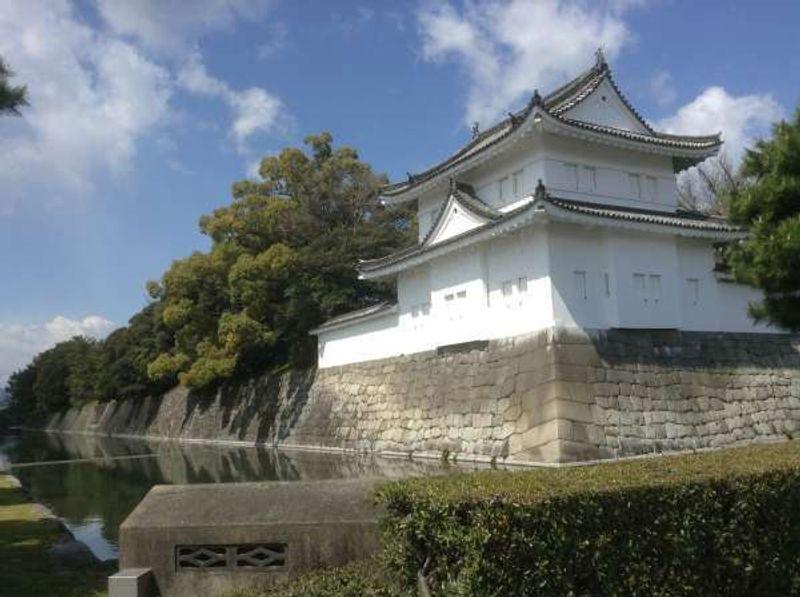 Nijyo Castle in Kyoto