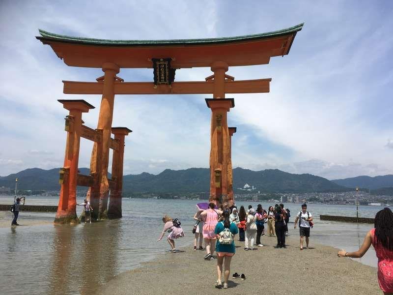 Miyajima in Hiroshima