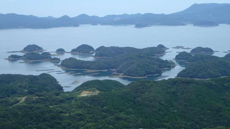 KUJYUKUSHIMA islands Kashima town, Nagasaki pref.
