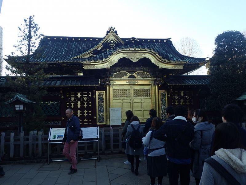 Toshogu shrine, Ueno Park